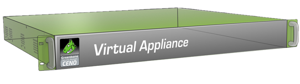 Greenbone virtual appliance