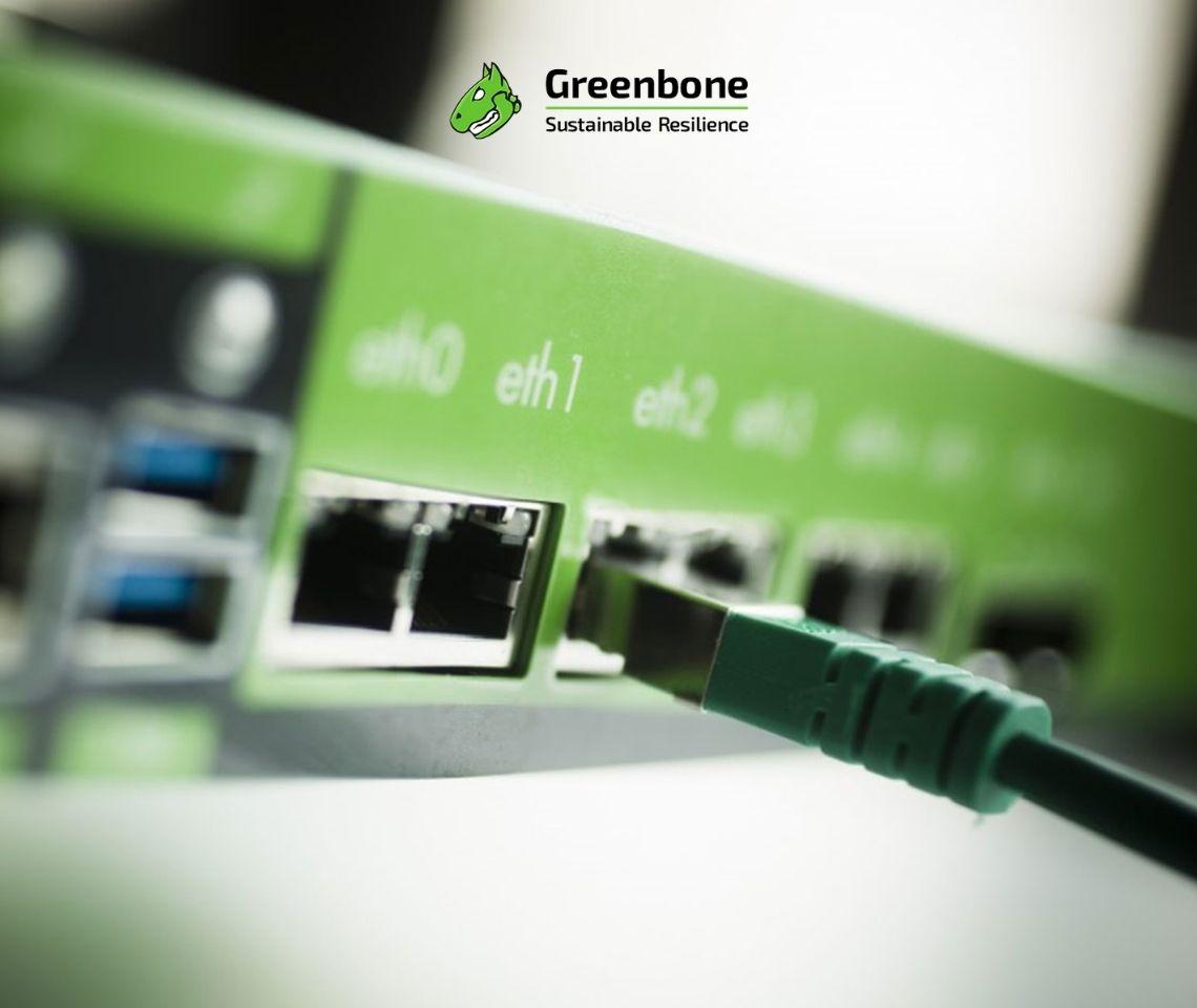 Greenbone Home Page