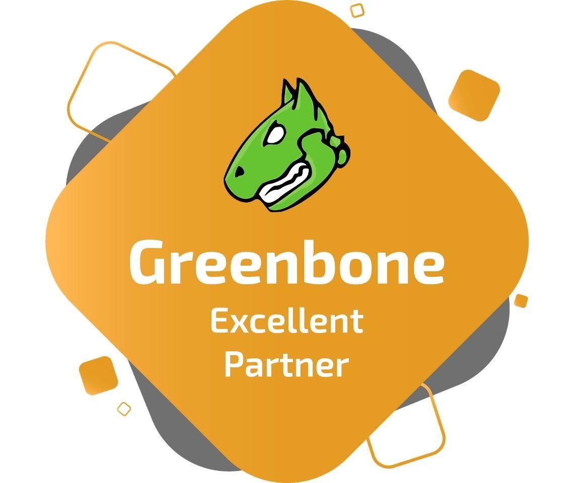 Greenbone Excellent Partner